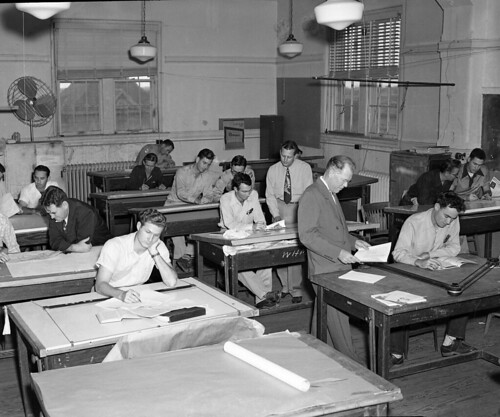 Classes | by Cushing Memorial Library and Archives, Texas A&M