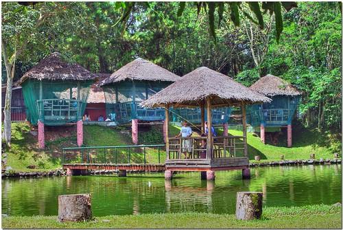 park food mountain fish nature restaurant fishing pond village philippines grill resort huts eden pk hdr davao davaocity davaodelsur pinoykodakero flickristasindios garbongbisaya