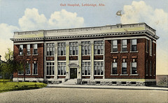 1910 Galt Hospital by Galt Museum & Archives on The Commons