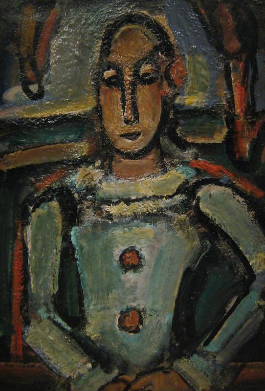 Georges Rouault, Pierrot, 1937-38
