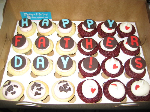 Fathers Day cupcakes | by kgroovy