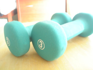 Dumbbells (2) | by jiae824