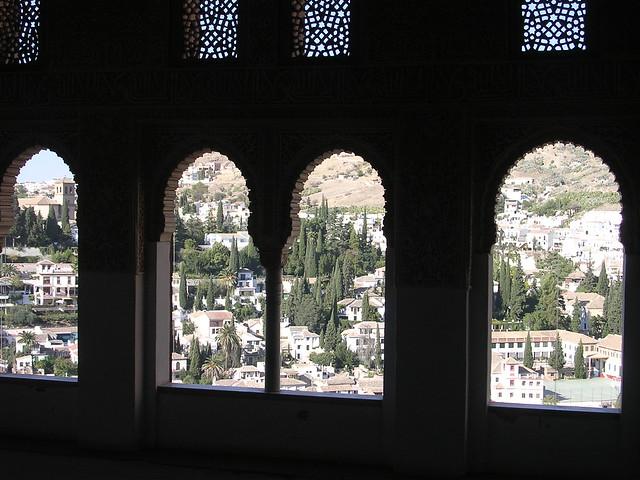L'Alhambra.