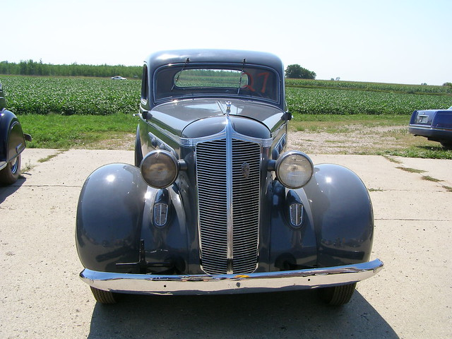 225-239 1936 DeSoto AirStream 2 Door Coupe - These DeSotoPho