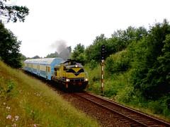 2009.06.26 - Mrzezino; pociąg Hel - Gdynia | by faxepl