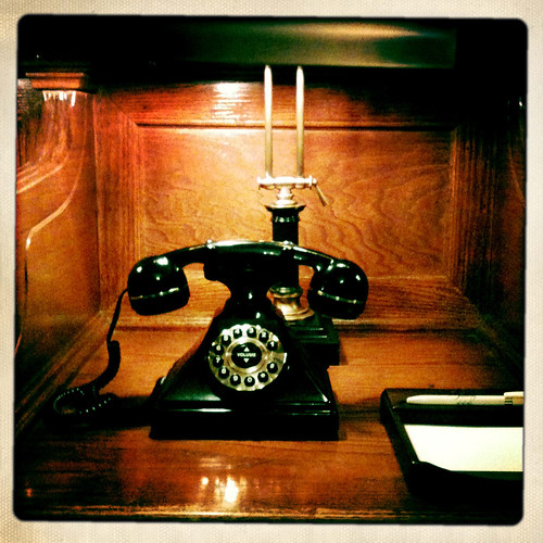 Peabody Telephone | by Sean Davis