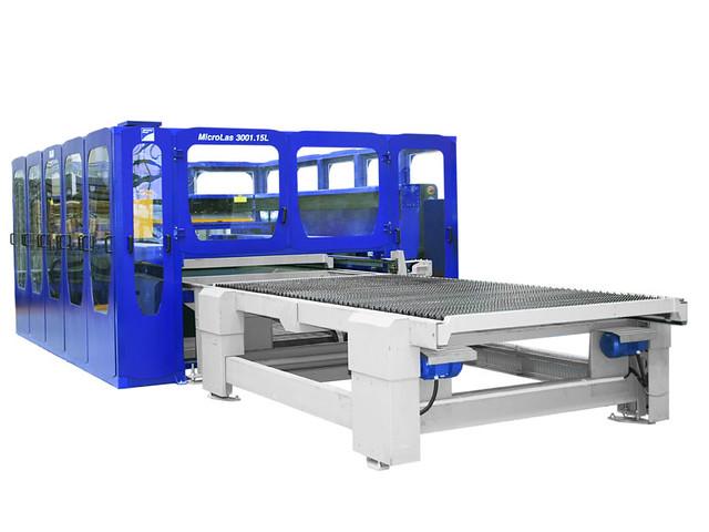 Laser cutting mashine MicroStep MicroLas | CNC laser cutting… | Flickr