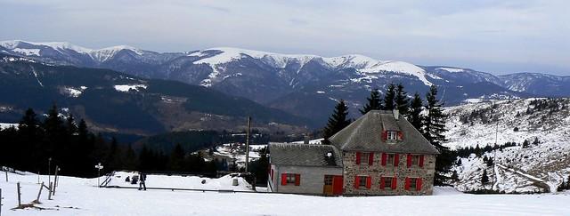 panoramique Vosges