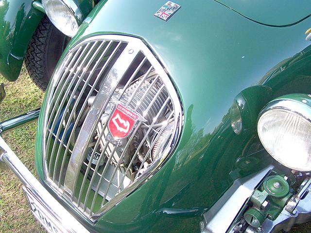 Healy Silverstone