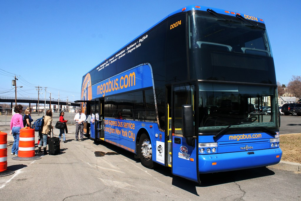Megabus Albany NY www phtoosfromonhigh com Home View Baske… | Flickr