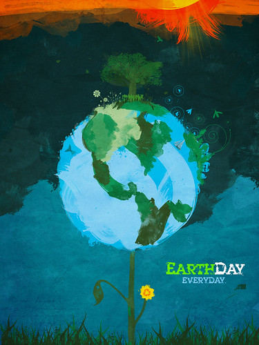 Earth Day Poster Design | by morgantj