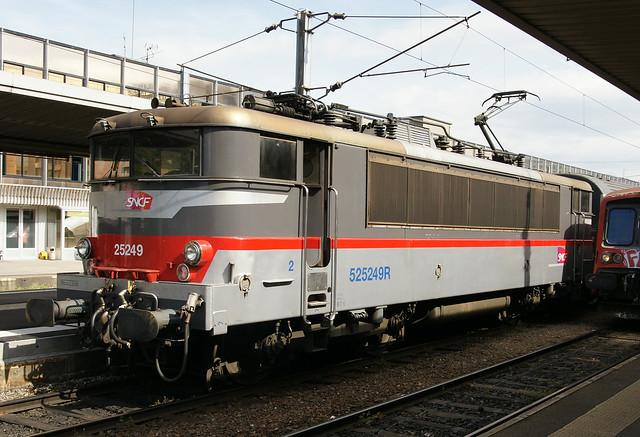 SNCF 525249 - Grenoble