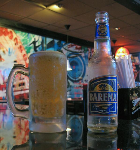 Cervecería Hondureña, Barena (Bottle)