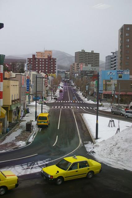 Near Sapporo