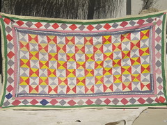 Ralli quilt of Asia