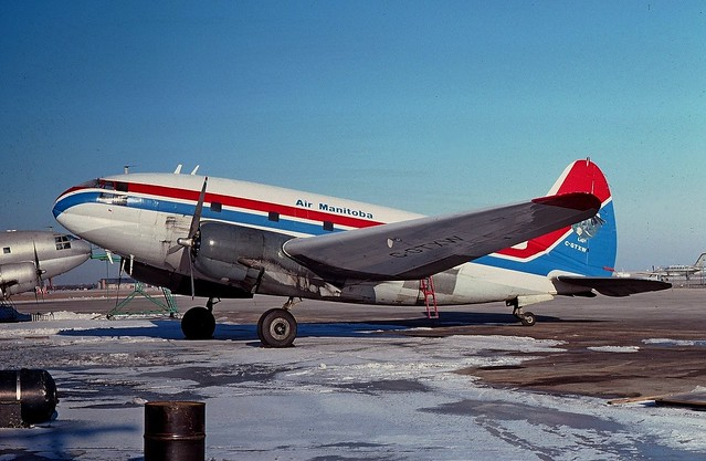 C-GTXW@Winnipeg 31Mar88