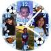 Meghan Growing Up Clock