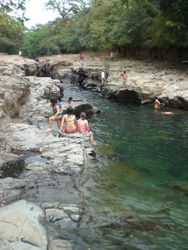 rio geotagged lava boquete panamá swimminghole chiriqui cangilones gualaca estí geo:lat=8543793 geo:lon=82299764