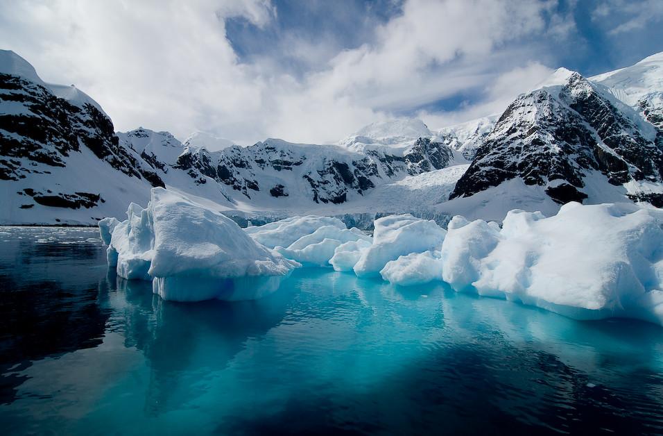 Antarctic Blues
