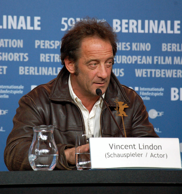"""Welcome"" Vincent Lindon, acteur"