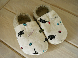 Baby Cloth Shoes | by Naztrida