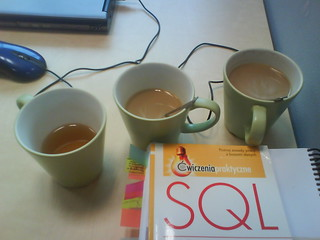 SQL cups | by francescomucio