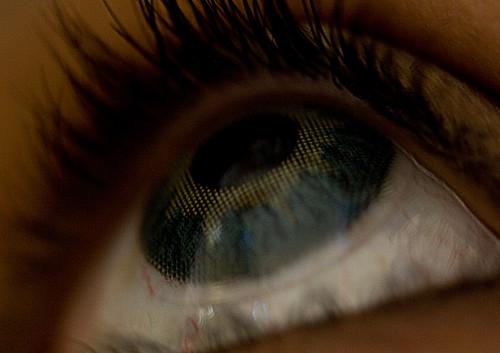 Through your eyes... | by me2myself(Vaishali)