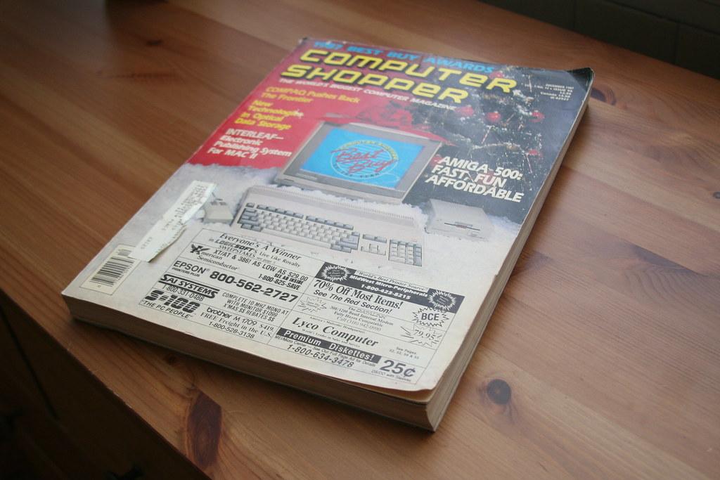 Computer Shopper, December 1987   Jason Scott   Flickr