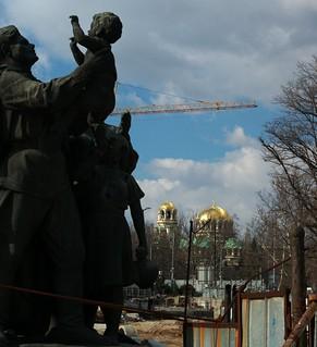 Alexander Nevsky Cathedral   by Herman Beun