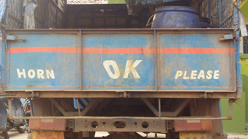 Honk Ok Please