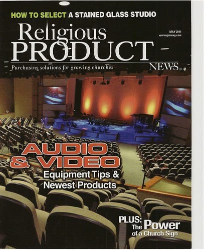 Religious Product News Article pg.1 | by Associated Crafts