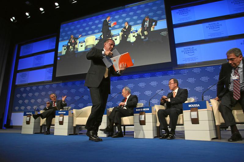 Recep Tayyip Erdogan - World Economic Forum Annual Meeting Davos 2009