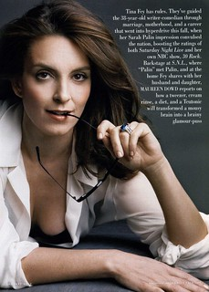 Tina Fey - Vanity Fair | January 2009 | Jessica LaVoie | Flickr