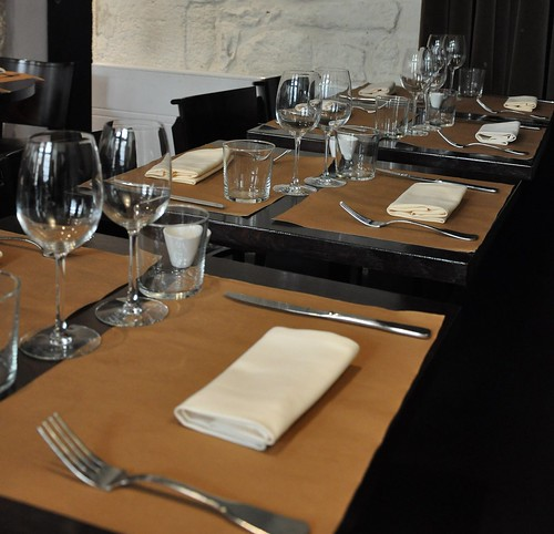 Tables of Mon Vieil Ami | by Food Lovers Odyssey