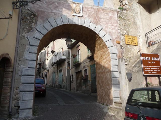 Porta Reale Stilo