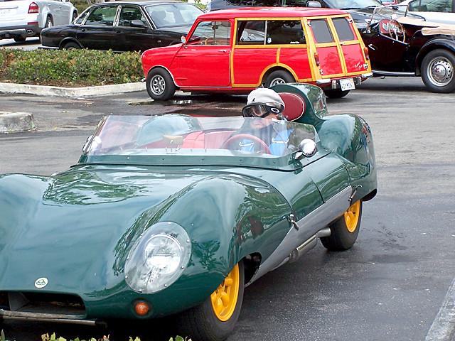 Lotus replica