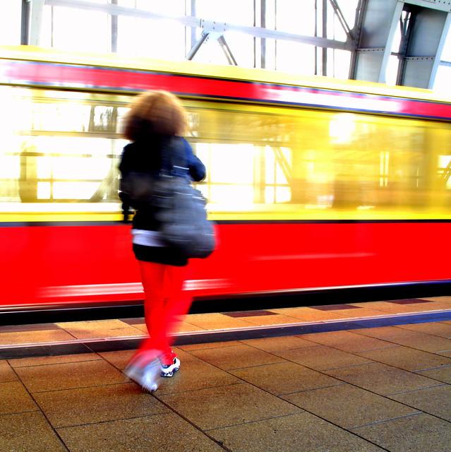Berlin - métro