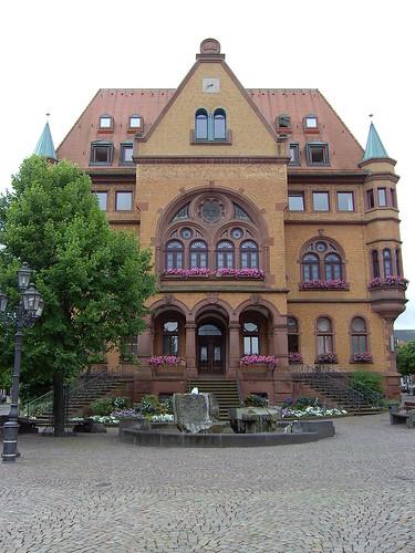 Rathaus Hünfeld   by Marrrci