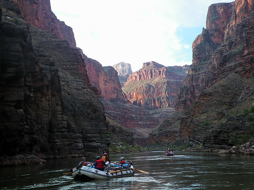 Beginning a new day rafting the Colorado River - Grand Canyon | by Al_HikesAZ