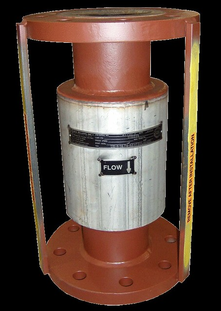 "Refurbished Single 4"" Diameter Expansion Joint in One Day"