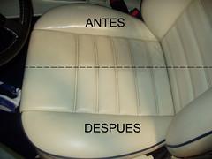 LIMPIEZA DE CUERO. BENTLEY