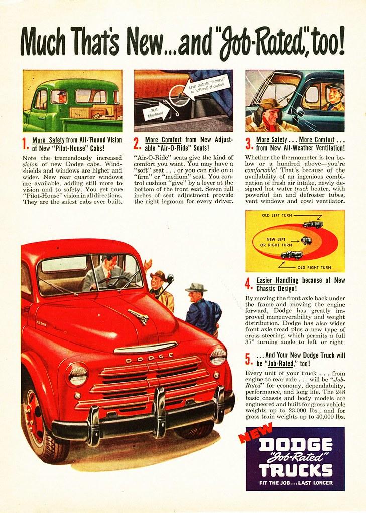 Excellent 1948 Dodge Job Rated Trucks Alden Jewell Flickr Beatyapartments Chair Design Images Beatyapartmentscom