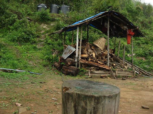 wood cutters workshop