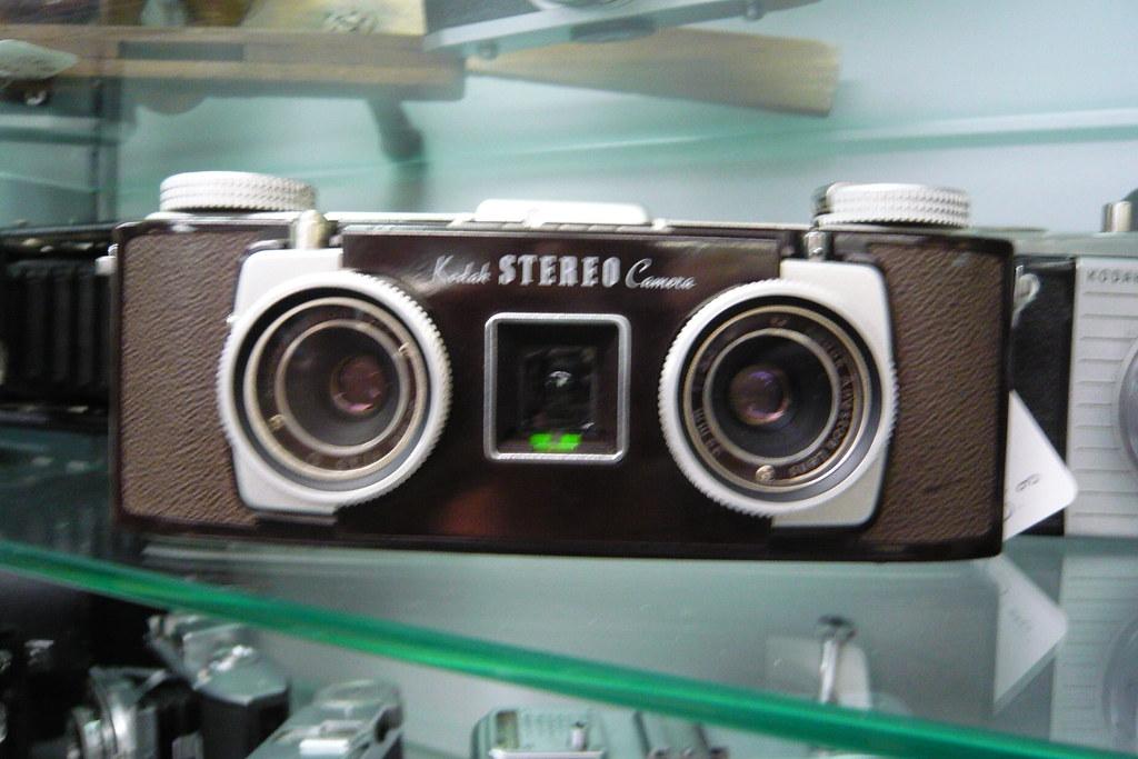 Kodak Stereo Camera Vintage Burlington Camera Flickr