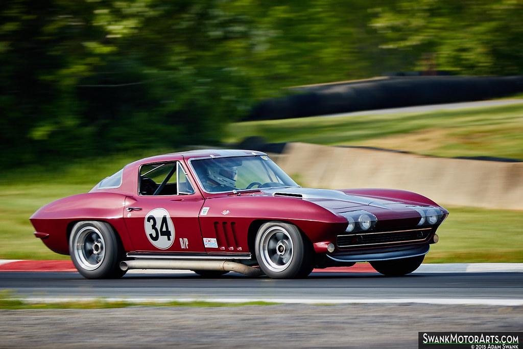 1966 Chevrolet Corvette | 1966 Chevrolet Corvette driven by … | Flickr