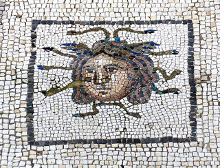 Detalle de mosaico | by Á. M. Felicísimo