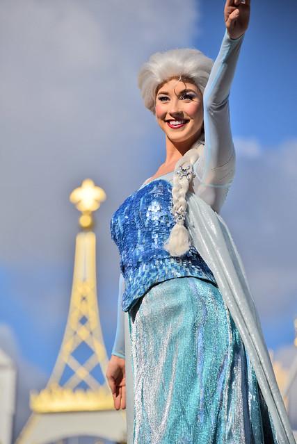 Elsa in