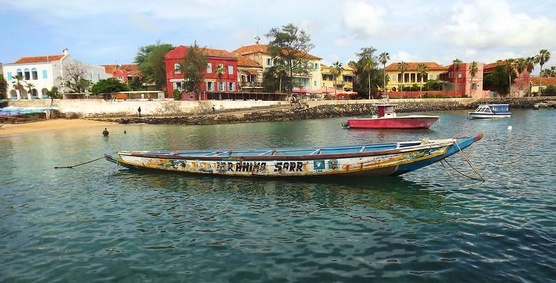 Benjamin, Mariah; Senegal - Goree Island (1)
