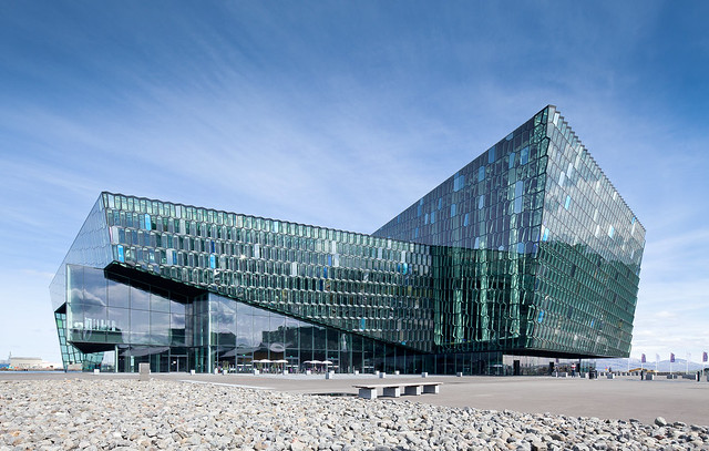 Reykjavik: Harpa