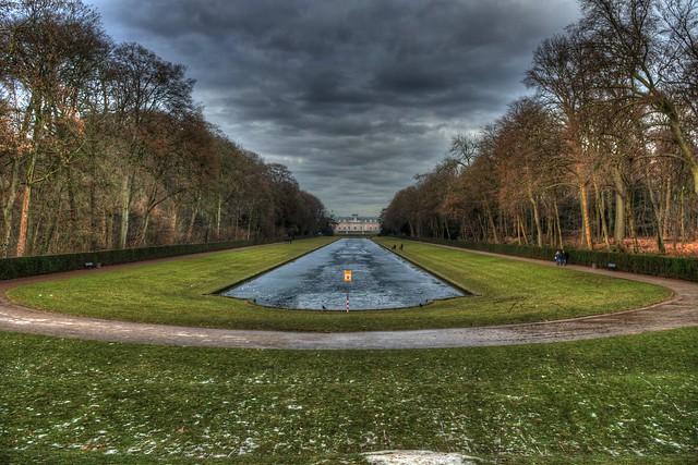 Schloss Benrath Park